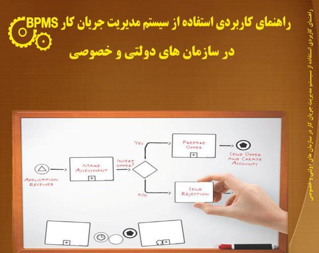 کتاب راهنمای استفاده از سیستم مدیریت جریان کار (BPMS)