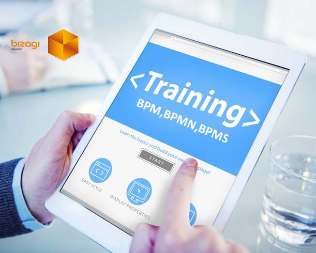 معرفی دوره آموزش آنلاین BPM، BPMN و BPMS در سایت BizAgi