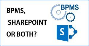 تفاوت BPMS و SharePoint, تفاوت شیر پوینت و BPMS