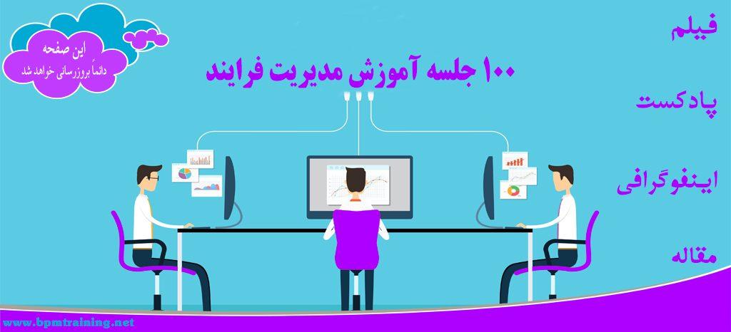 آموزش رایگان مدیریت فرایند