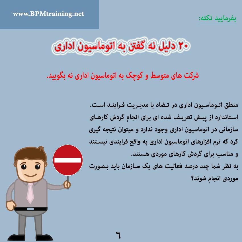 اتوماسیون اداری چیست