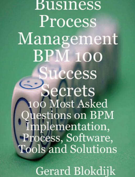 کتاب آموزش BPM