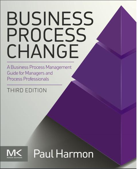 کتاب تغییر فرایندهای کسب و کار پل هارمون