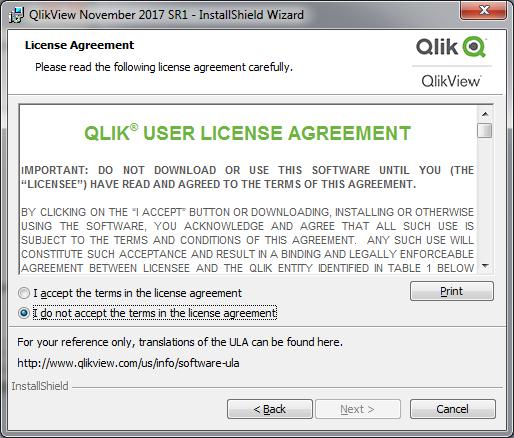 نرم افزار کلیک ویو(Qlik view)