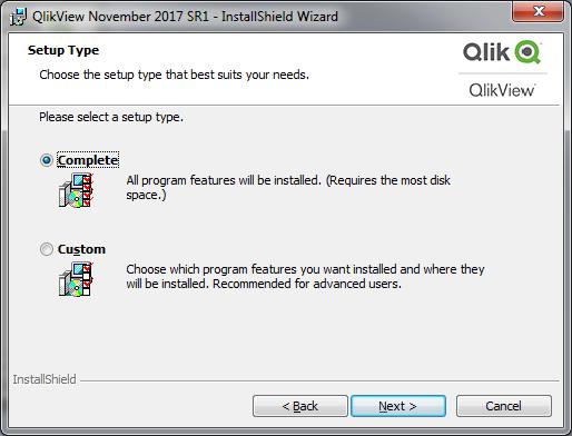 راهنمای نصب QlikView