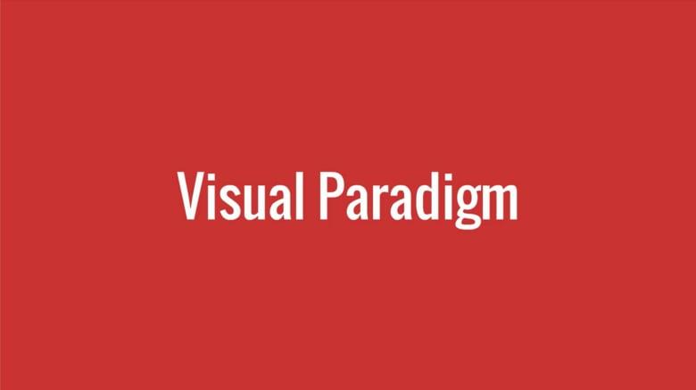 آموزش visual paradigm