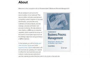 دوره مدیریت فرایندهای کسب و کار