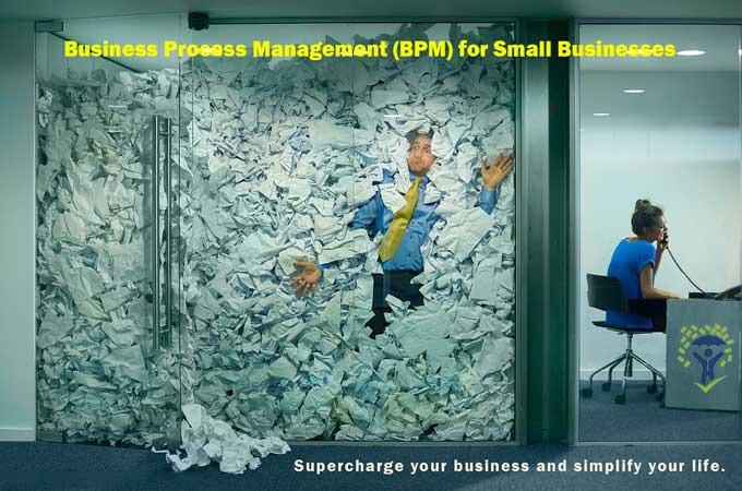 مدیریت فرایندهای کسب و کار