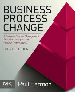 کتاب مدیریت فرایند پاول هارمون